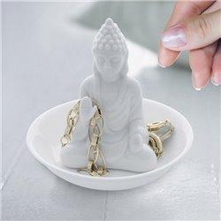 Держатель для украшений buddha белый, Balvi