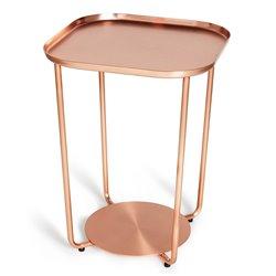 Приставной столик annex медь