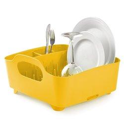Сушилка для посуды Tub желтая