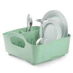 Сушилка для посуды Tub мятная