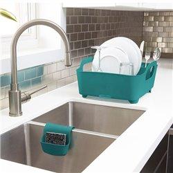 Сушилка для посуды Tub сине-зеленая, Umbra