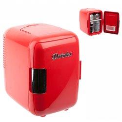 Холодильник drinks красный