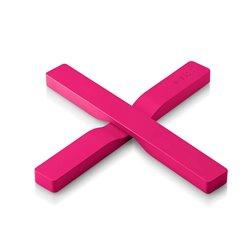 Подставка под горячее магнитная magnetic trivet розовая, Eva Solo