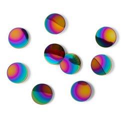 Декор для стен confetti dots радужный