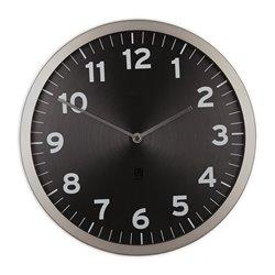 Настенные часы Anytime черные, Umbra