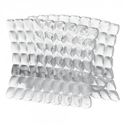 Салфетница Tiffany прозрачная, Guzzini