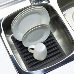 Сушилка для посуды Sink темно-серая, Umbra