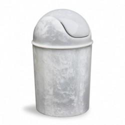 Корзина для мусора с крышкой Mini оникс, Umbra