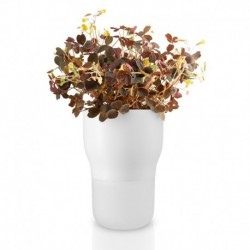 Горшок для растений с функцией самополива 9 см белый, Eva Solo