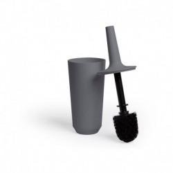 Ёршик туалетный Corsa серый, Umbra