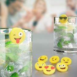 Набор маркеров для стаканов Emoji 8 шт., Balvi