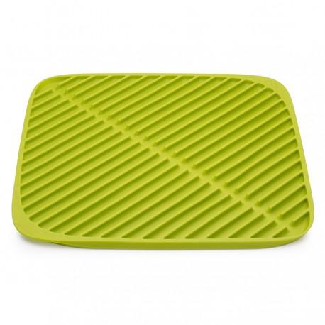 Коврик для сушки посуды Flume™ маленький зеленый (новый)