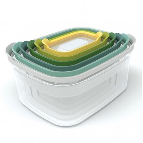 Контейнеры для хранения продуктов Nest 6 Опал