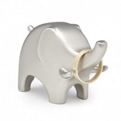 Подставка для колец Anigram слон никель, Umbra
