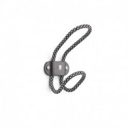 Крючок настенный Lasso чёрный, Umbra