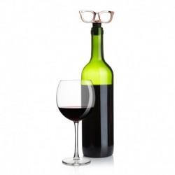 Пробка для бутылки Glasses медь, Umbra