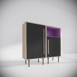 Комплект-1, фиолетовый