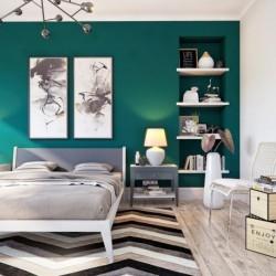 Кровать Fly, 140 см, BraginDesign