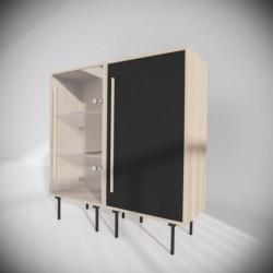 Модуль G, прозрачный, BraginDesign