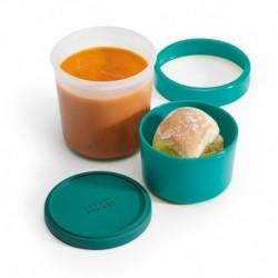 Ланч-бокс для супа компактный goeat™ изумрудный, Joseph Joseph