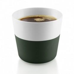 Чашки для лунго 2 шт. тёмно-зелёные, Eva Solo