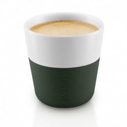 Чашки для эспрессо 2 шт. тёмно-зелёные, Eva Solo