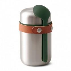 Термос для горячего food flask оливковый, Black+Blum