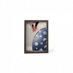 Рамка для фотографий edge 13x18 состаренный орех, Umbra