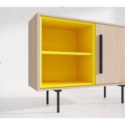 Комплект-3, желтый, BraginDesign