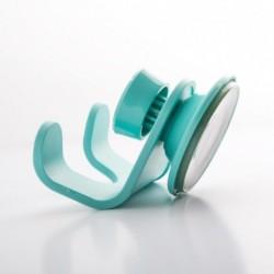 Крючок для душа настенный Flex ярко-голубой, Umbra