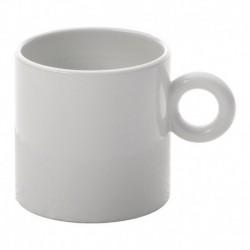 Чашка кофейная Dressed 70 мл, Alessi