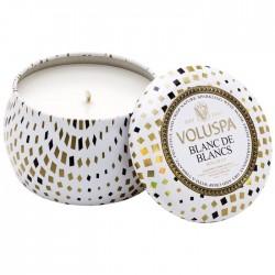 Ароматическая свеча Voluspa Белее белого 113 г