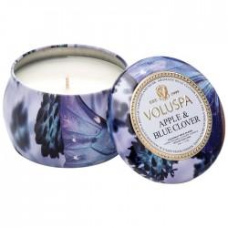 Ароматическая свеча Voluspa Яблоко и голубой клевер 113 г