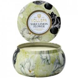 Ароматическая свеча Voluspa Саке лимонных цветов 312 г