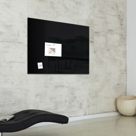 Стеклянная магнитно-маркерная доска Askell 90x120 см