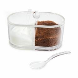 Контейнер для сахара двойной Basics, Balvi