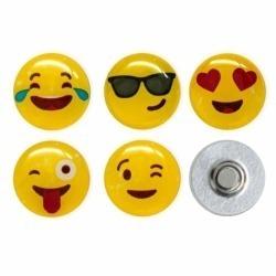 Держатель для фотографий Emoji (6 магнитов), Balvi