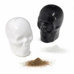 Набор для соли и перца керамический Skully, Balvi
