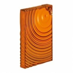 Бутылка Ripples оранжевая, Guzzini 29340045