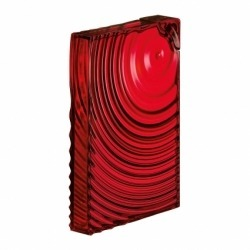 Бутылка Ripples красная, Guzzini 29340065