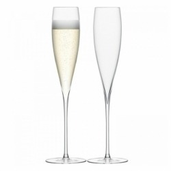 Набор из 2 бокалов-флейт Savoy 200 мл, LSA