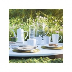 Набор из 4 округлых чашек Dine 380 мл, LSA