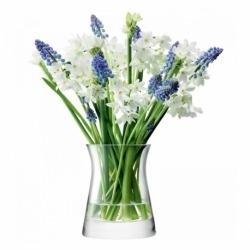 Ваза для низкого букета Flower 13 см, LSA