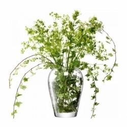 Ваза округлая Flower 25 см, LSA