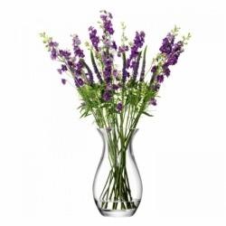 Ваза округлая Flower 32 см, LSA
