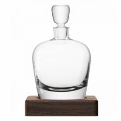 Декантер Arran whisky с деревянной подставкой 1 л, LSA