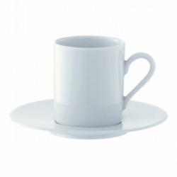 Набор из 4 чашек для эспрессо с блюдцем Dine 90 мл, LSA