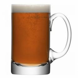 Кружка для пива прямая Bar 750 мл, LSA