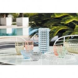 Кувшин с колбой для льда Tiffany песочный, Guzzini