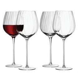 Набор из 4 бокалов для красного вина Aurelia 660 мл, LSA